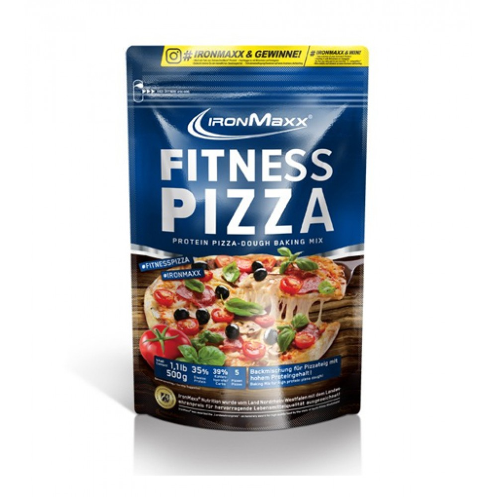 Fitness Pizza Ironmaxx (500 гр)