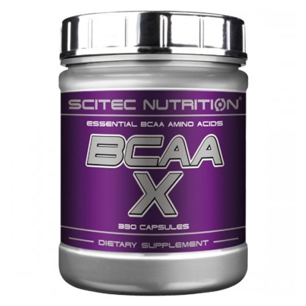 BCAA-X Scitec Nutrition (330 капс)