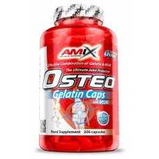 OsteoGelatine + MSM Amix Nutrition (200 капс)