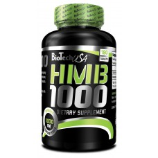 Стимулятор HMB 1000 BioTech USA (180 табл.)