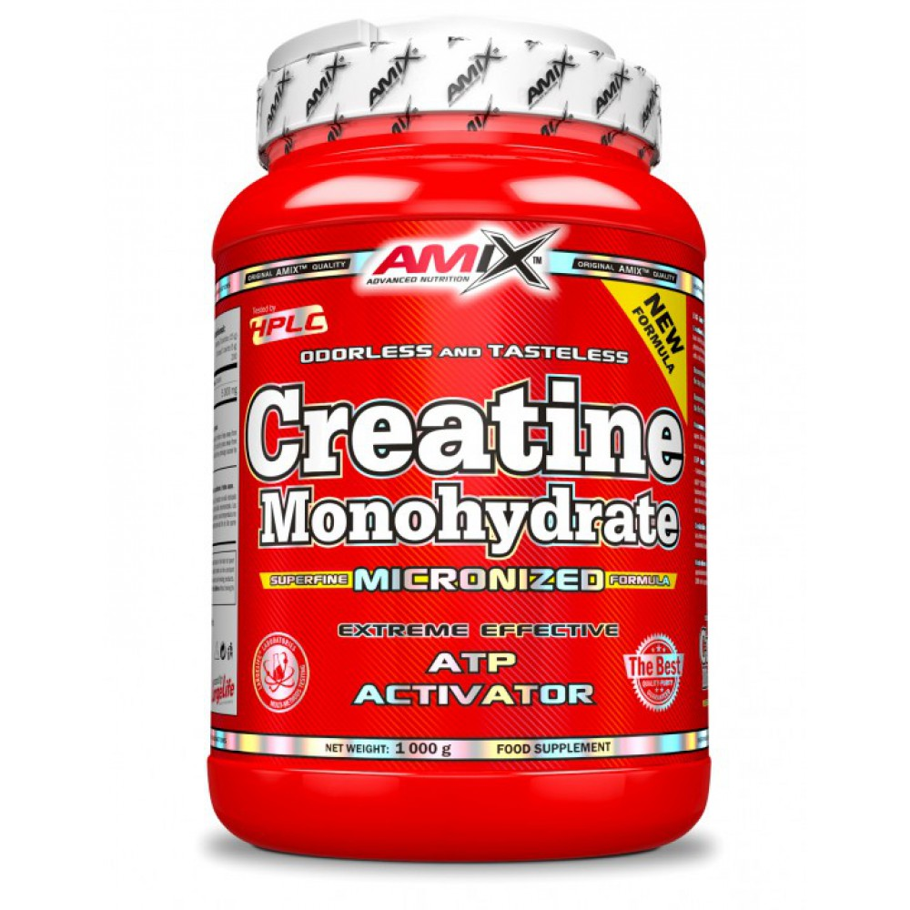 Creatine Monohydrate Amix Nutrition (1000 г)