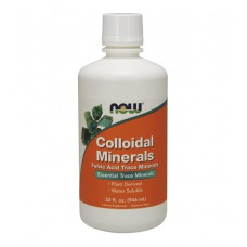 Colloidal Minerals Liquid NOW (946 мл)