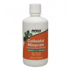 Colloidal Minerals Liquid NOW (946 мл)