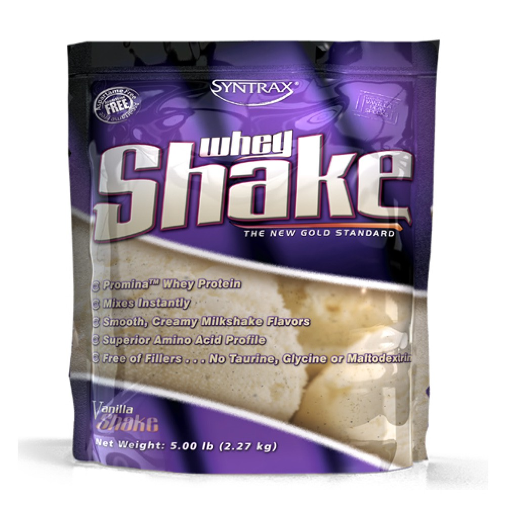 Whey Shake Protein Syntrax (2270 гр)