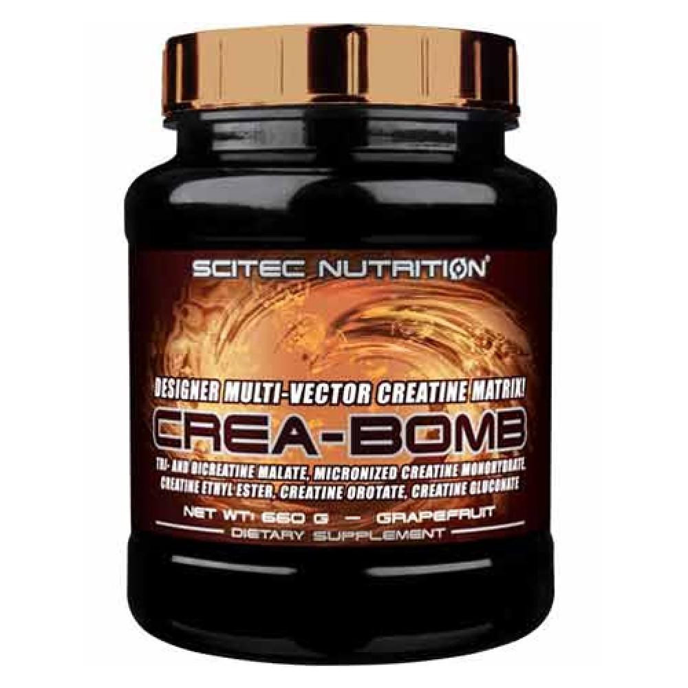 Crea-Bomb Scitec Nutrition (660 гр)