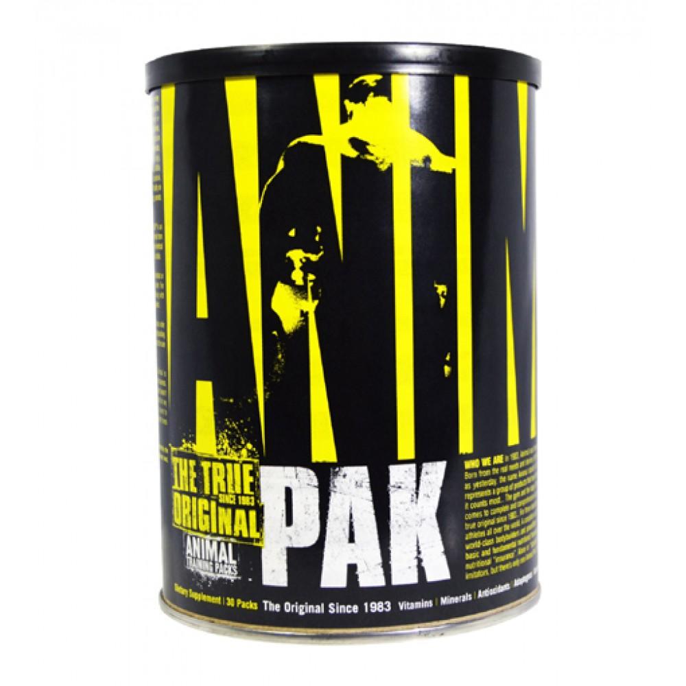 Animal Pak Universal Nutrition (30 пак)