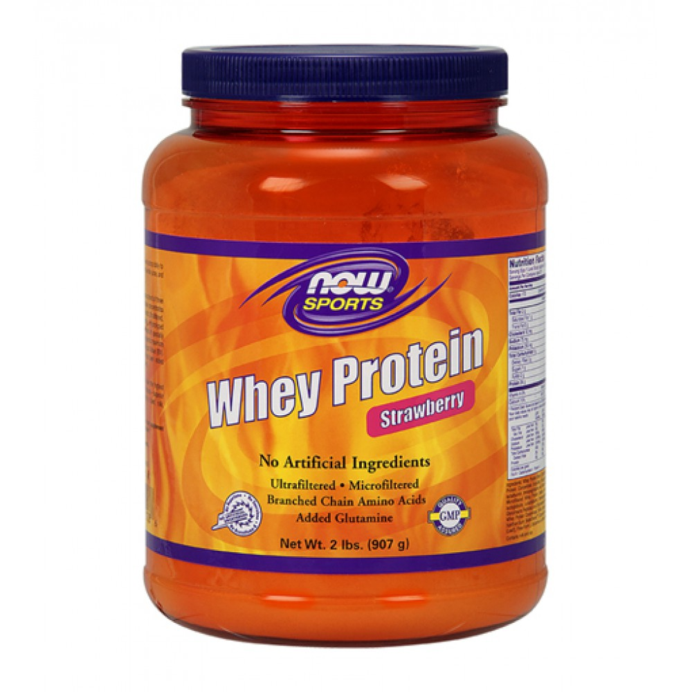 Whey Protein NOW (907 гр)