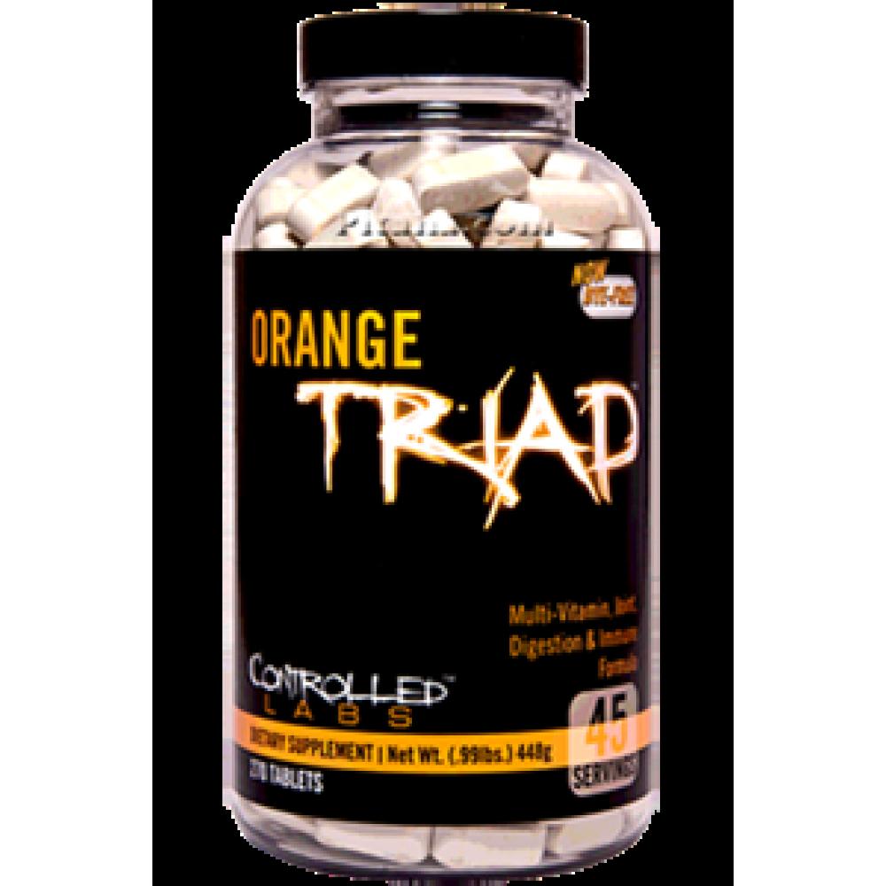 OrangeTriad Controlled Labs (270 табл.)