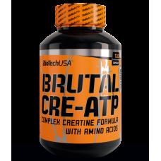 Brutal Cre-ATP Brutal Nutrition (120 капс)