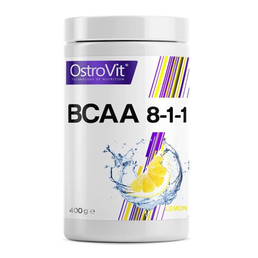 BCAA 8:1:1 Ostrovit (400 гр)