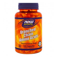 Branched Chain Amino Acids NOW (120 капс)