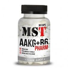 AAKG B6 Pharm Mst Nutrition (120 капс)