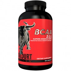 BCAA 2:1:1 Betancourt Nutrition (300 капс)