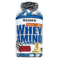 Whey Amino Сaps Weider (280 капс)