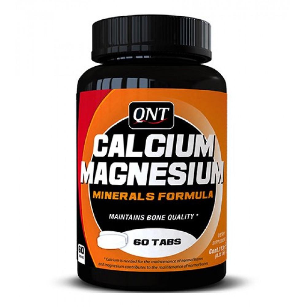 Calcium Magnesium QNT (60 табл)