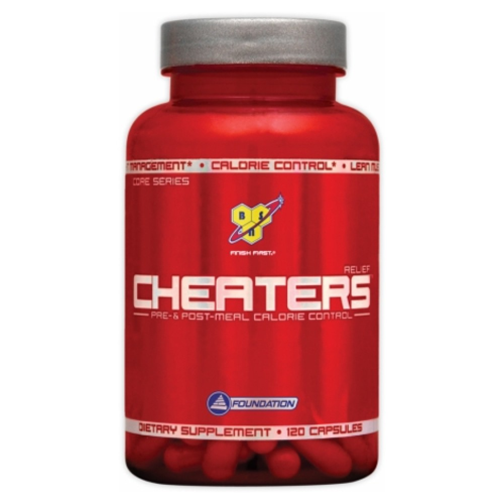 Cheaters Relief BSN (120 капс)