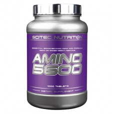 Amino 5600 Scitec Nutrition (1000 табл)