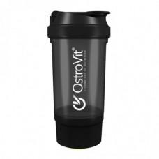 Шейкер Shaker Premium Ostrovit Black (500 мл)