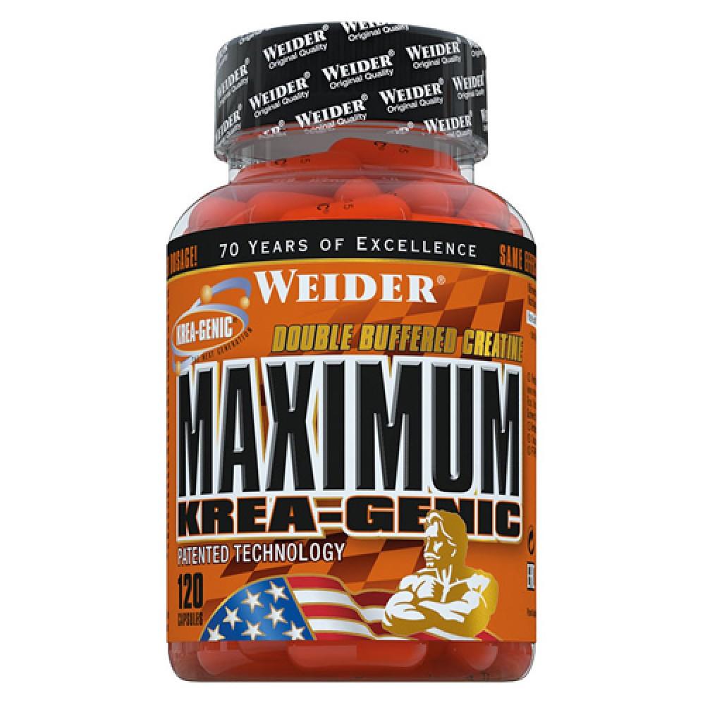 Maximum Krea-Genic Weider (120 капс)