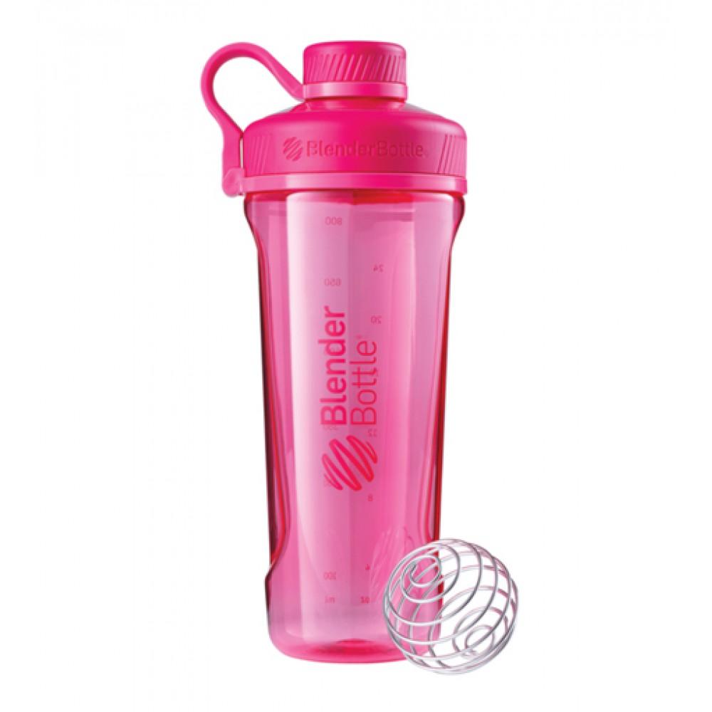 Шейкер Radian Blender Bottle розовый (940 мл)