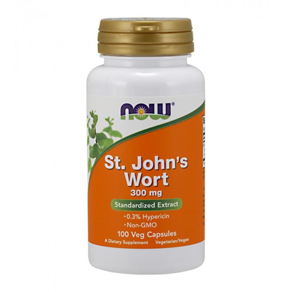 St. John's Wort NOW (100 капс)