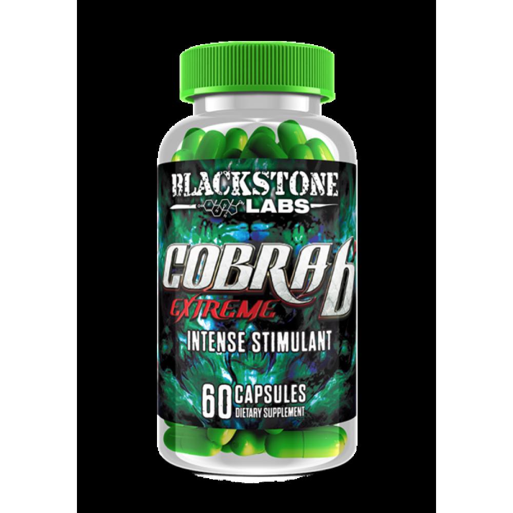 Cobra-6P Extreme Blackstone Labs (60 капс)