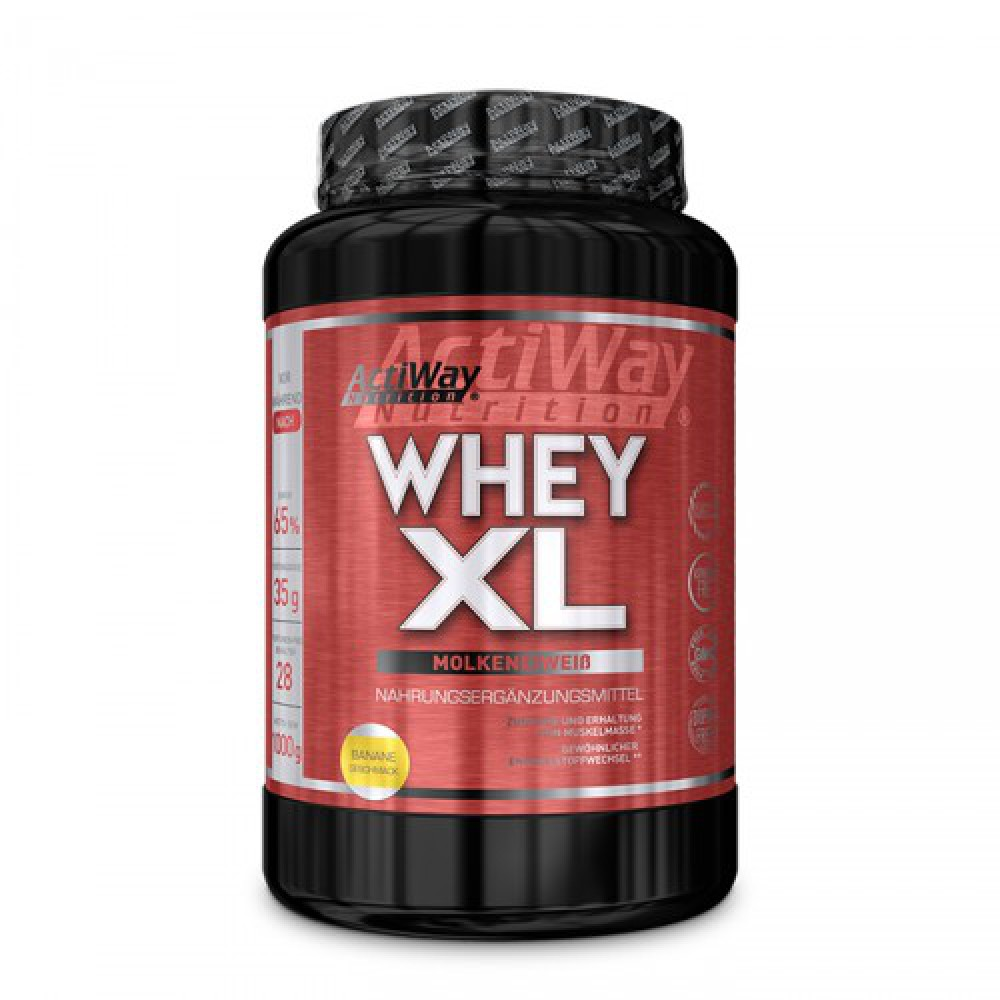 Whey XL ActiWay (1000 г)
