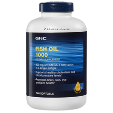 Fish Oil 1000 GNC (360 капс)