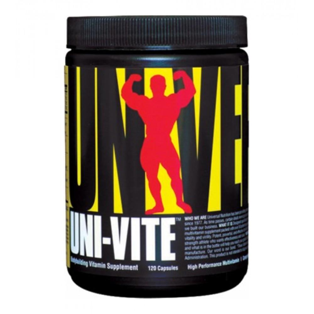 Uni-Vite Universal Nutrition (120 капс)