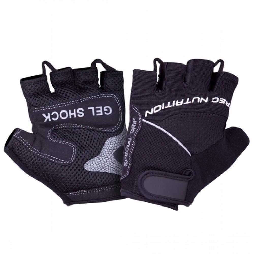 Gloves Gel Shock Trec Nutrition (черные)