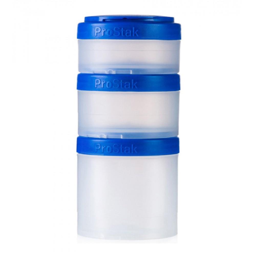 Контейнеры Expansion Pak Blender Bottle прозрачные-синие
