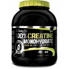 Креатин 100% Creatine Monohydrate BioTech USA (1000 г)