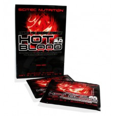 Hot Blood 2.0 Scitec Nutrition (25 пак. по 20 гр)
