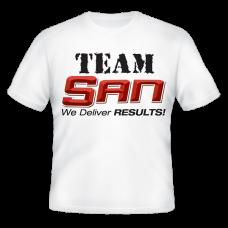 T shirt San Nutrition