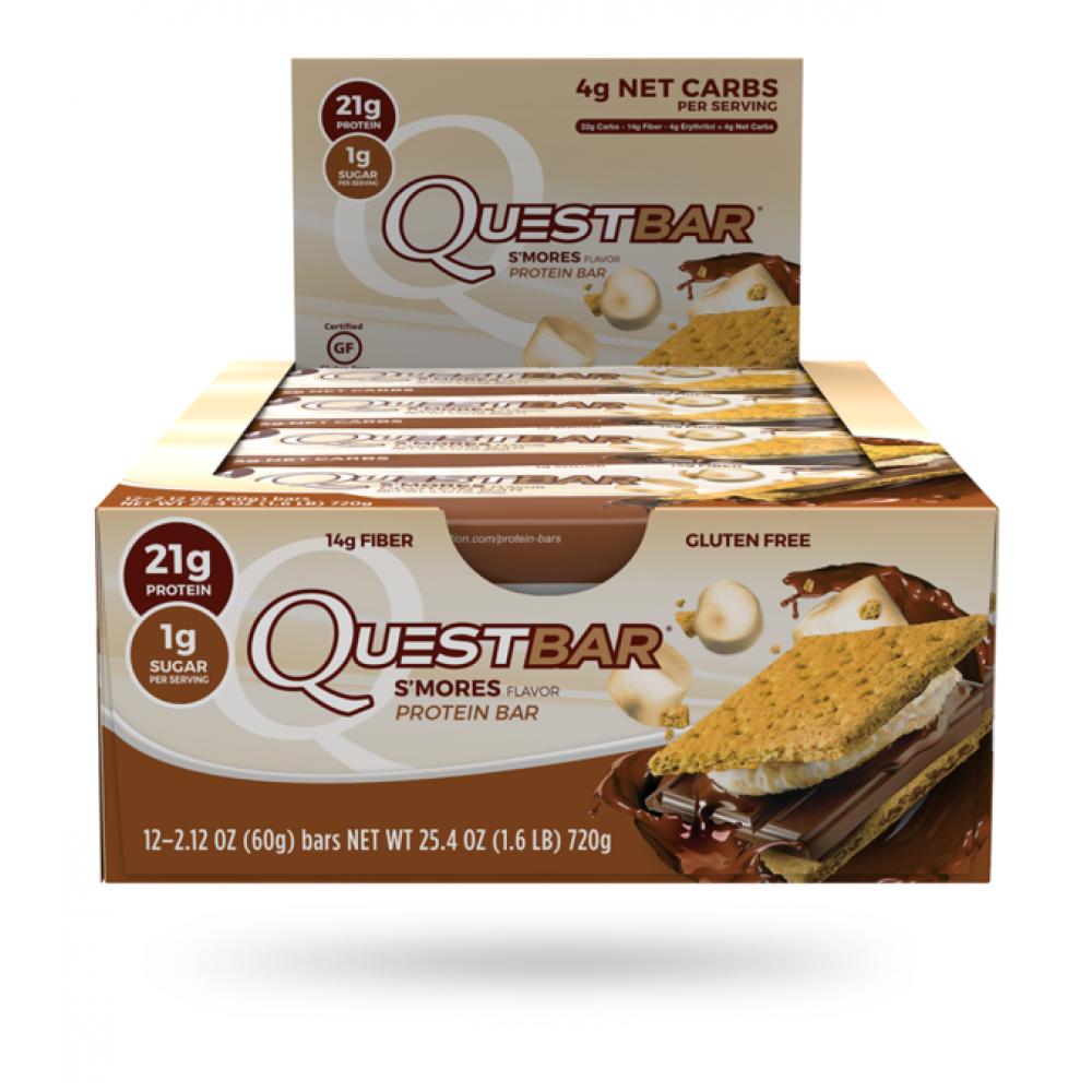 Quest Bar S'mores Quest Nutrition (60 гр)