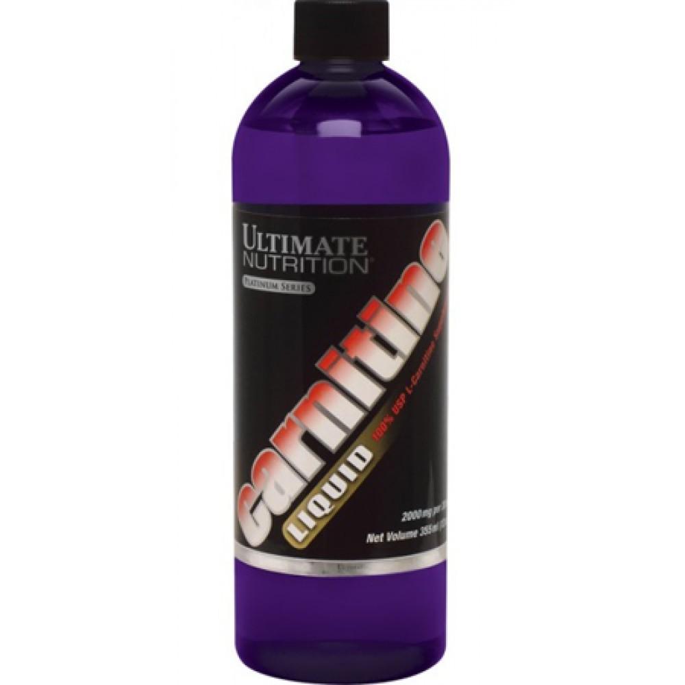 Liquid L-carnitine Ultimate Nutrition (360 мл)