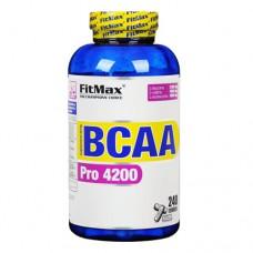 Amino BCAA Pro 4200 FitMax (120 табл)