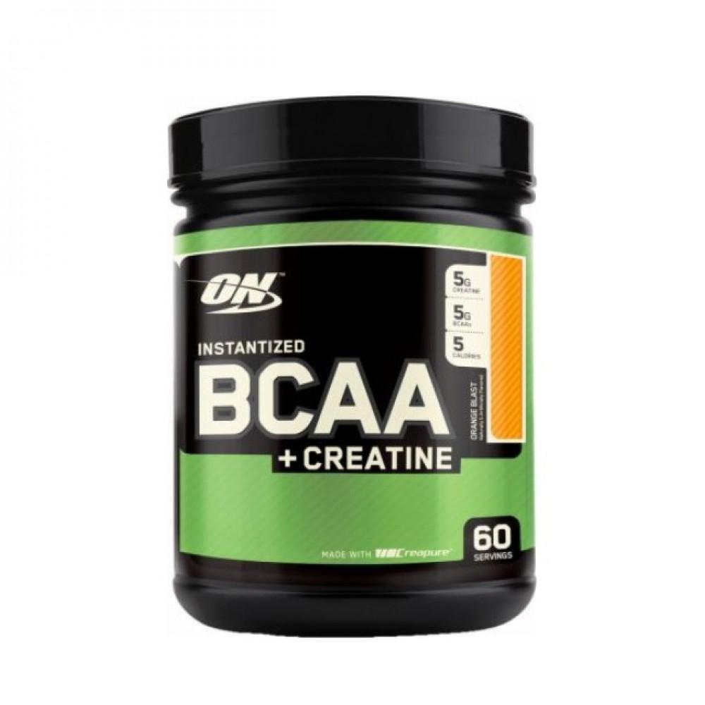 BCAA + Creatine Powder Optimum Nutrition (336 гр)