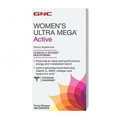 Women's Ultra Mega Active Gnc (180 капс)
