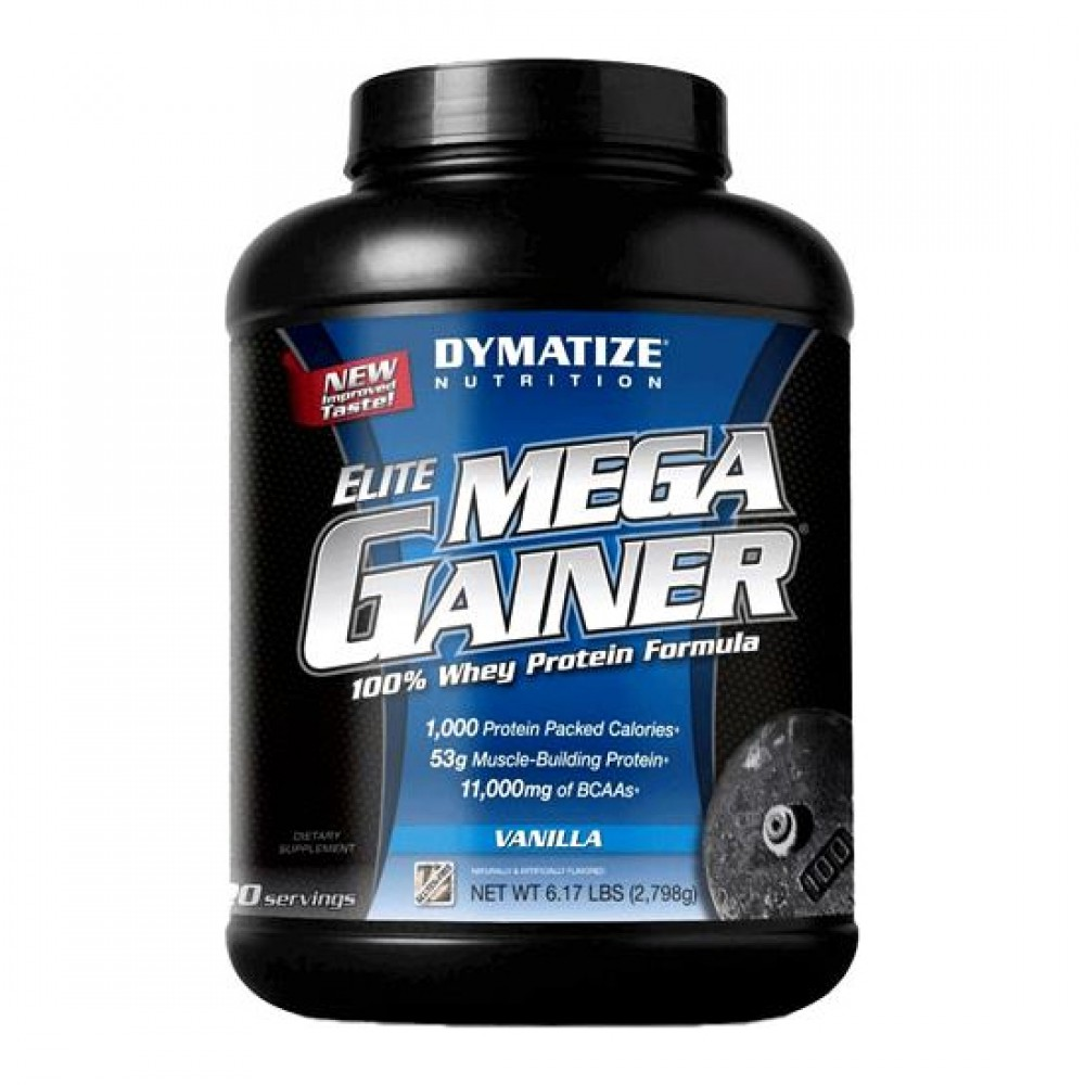 Elite Mega Gainer Dymatize Nutrition (2905 гр)