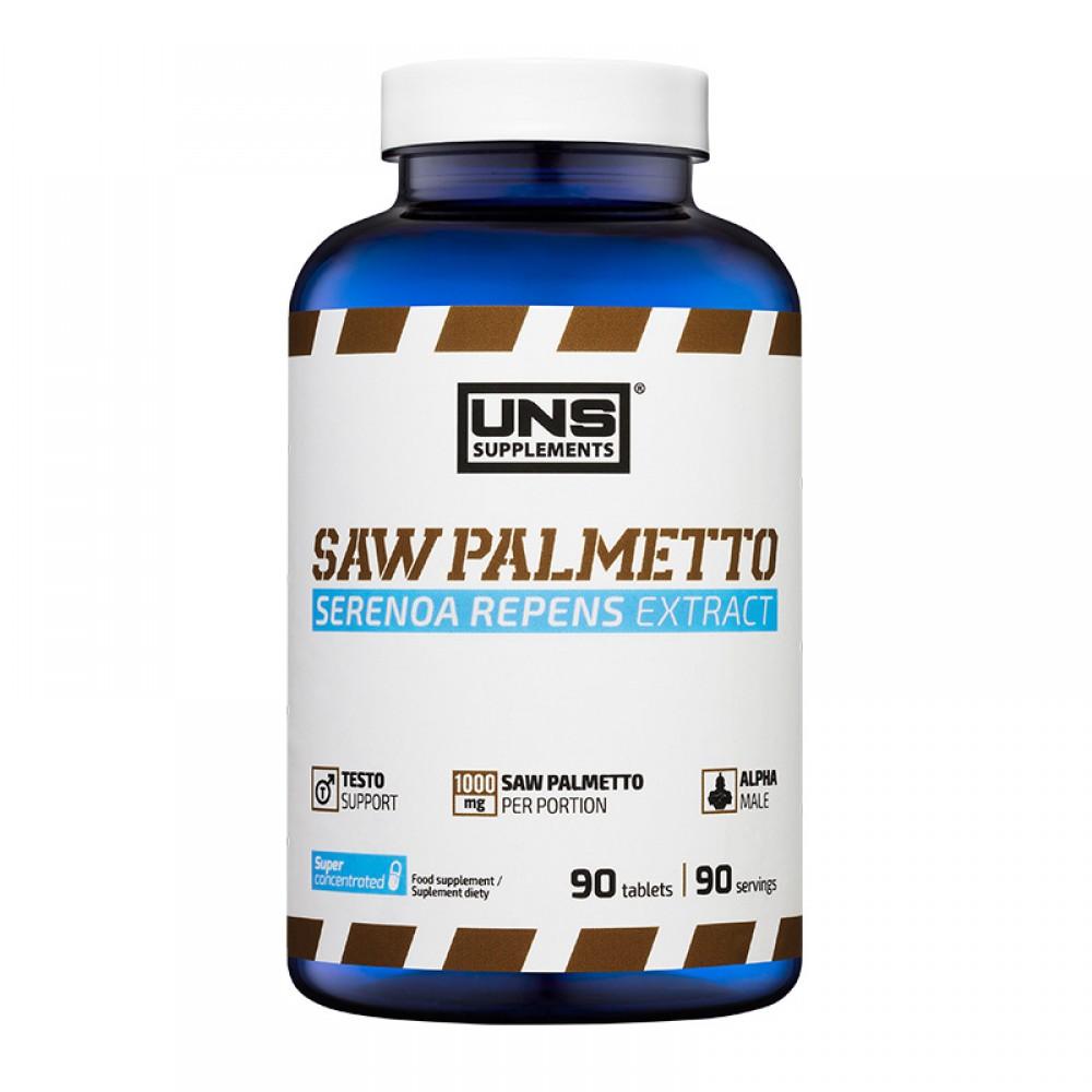 Saw Palmetto UNS Supplements (90 табл)