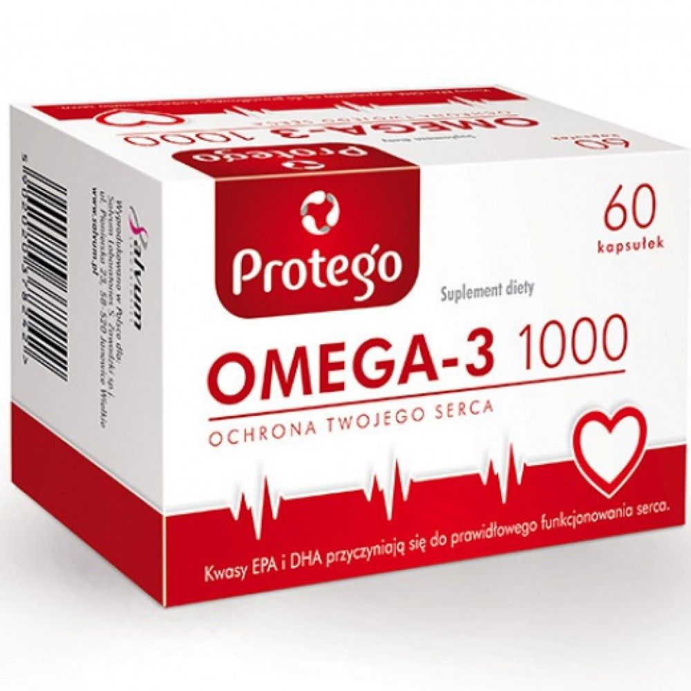 Protego Omega 3 1000 Salvum Lab (60 капс)