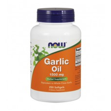 Garlic Oil NOW (250 капс)