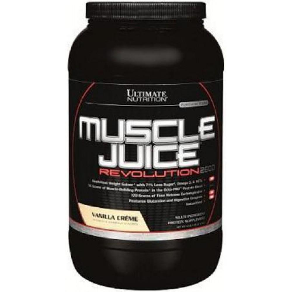 Muscle Juice Revolution Ultimate Nutrition (2100 гр)