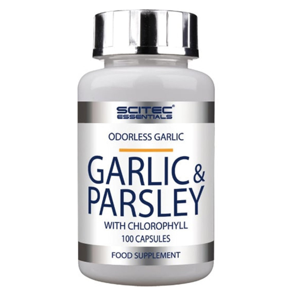 Garlic Parsley Scitec Essentials (100 капс)