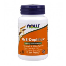 Gr8-Dophilus NOW (60 капс)