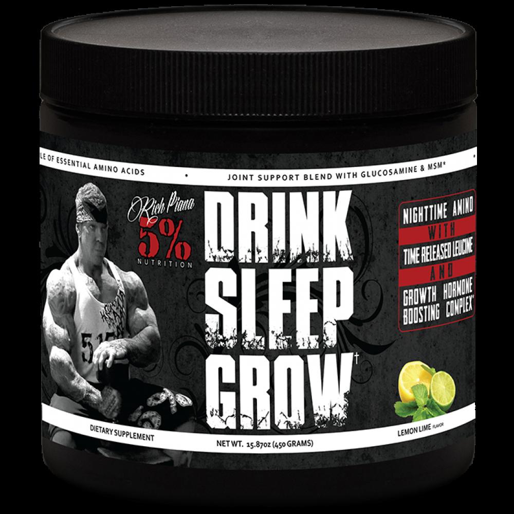 Drink Sleep Grow Rich Piana 5% Nutrition (450 гр)