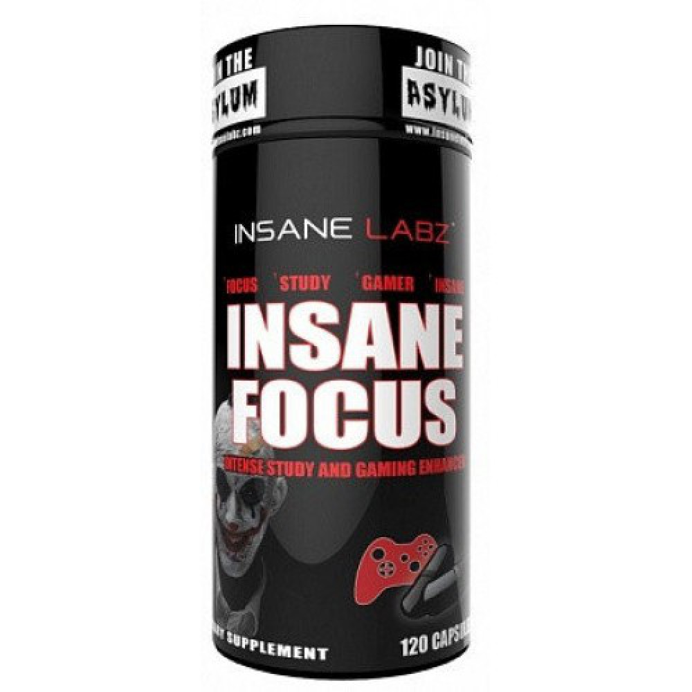 Insane Focus Insane Labz (120 капс)