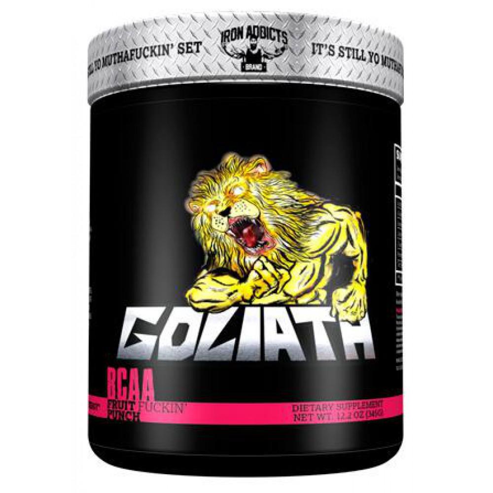 Goliath Iron Addicts (345 гр)