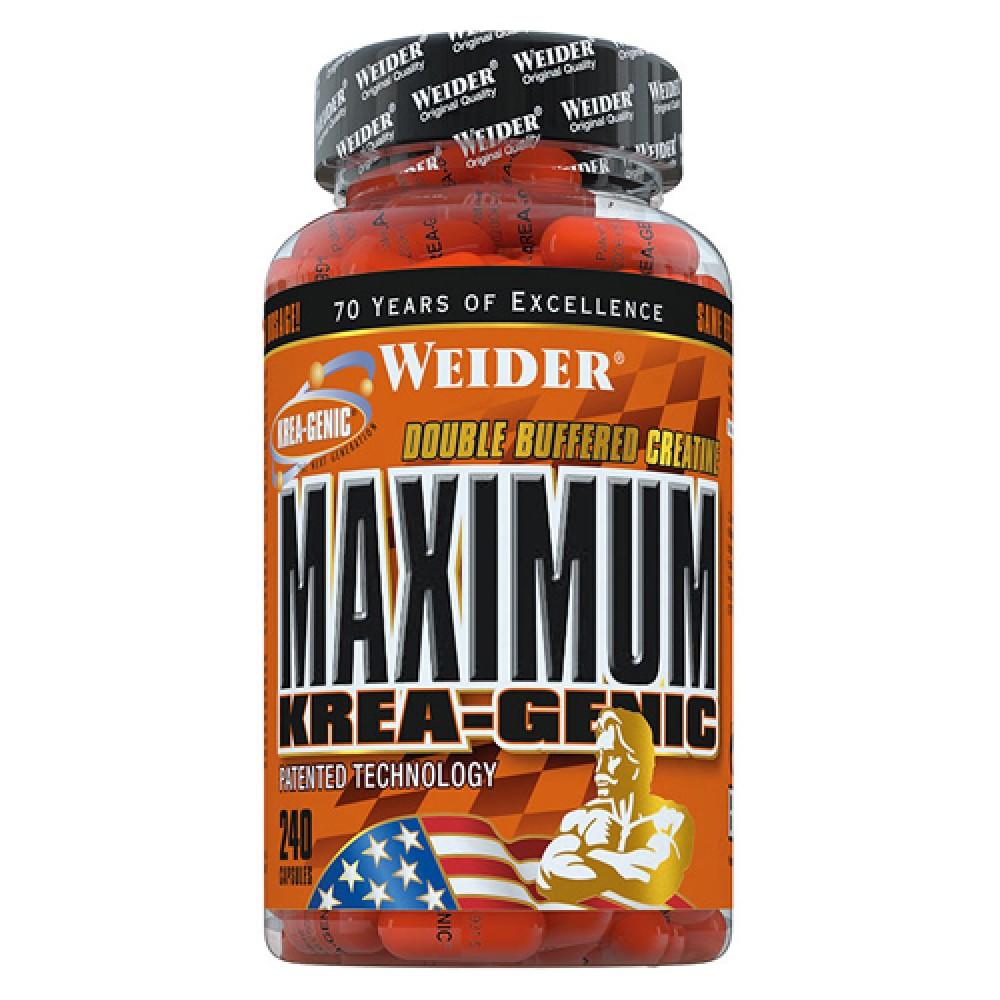 Maximum Krea-Genic Weider (240 капс)